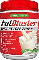 Fat blaster super shake ingredients