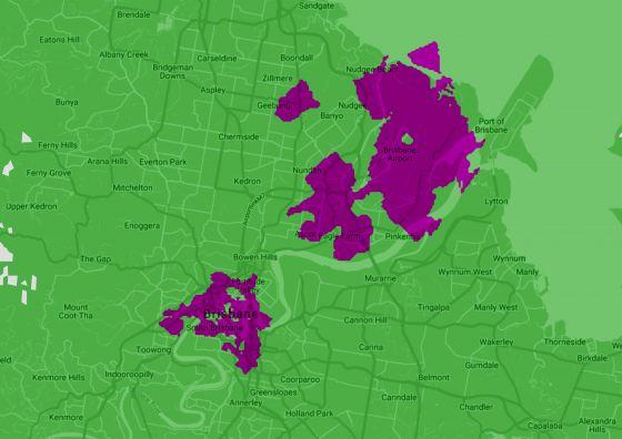 Telstra 5G Brisbane