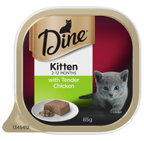 Dine cat food review