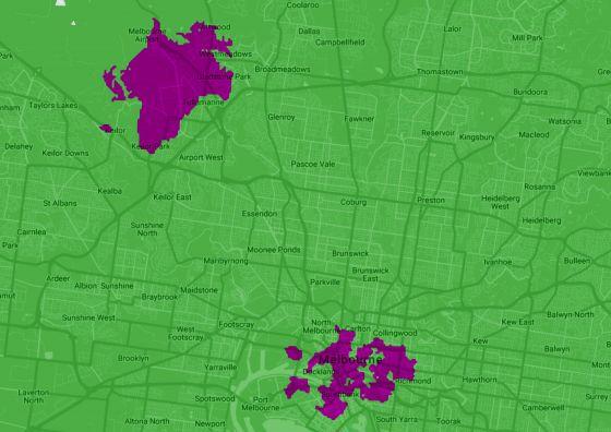 Telstra 5G Melbourne