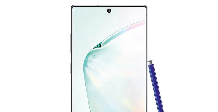 Samsung Galaxy Note 10+ 5G with Optus