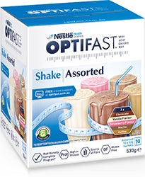 Optifast weight loss shakes