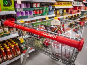 Coles Trolley