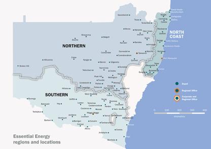 Essential Energy Locations