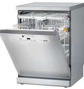 G 4930 BRWS Dishwasher Open