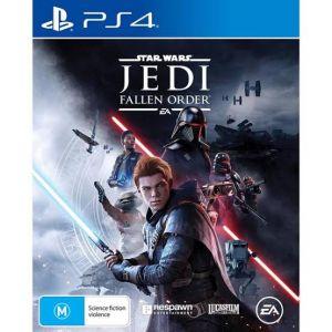 Star Wars Jedi Fallen Order Game Cover