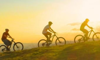 ebike riders