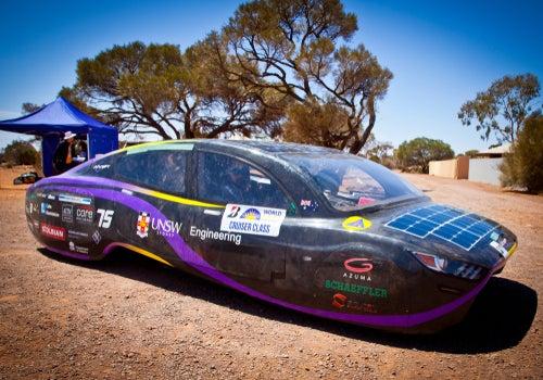 Solar car 2