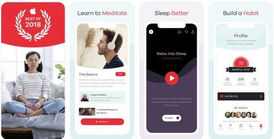 10% Happier meditation app review