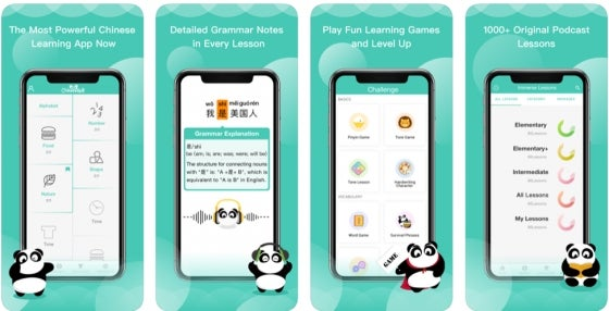 Chinese Skill app review