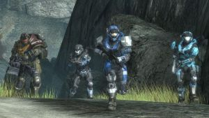Halo Reach Master Chief Gameplay
