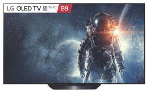 LG 65 4K OLED SMART LED TV OLED65B9PTA