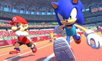Mario and Sonic hero image Olympics