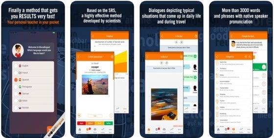 Mosa Lingua language app review