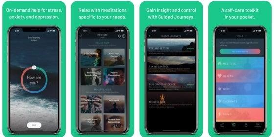 Sanvello app review