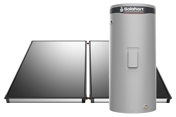 Solarhart hot water heater