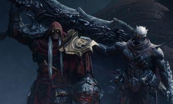 Darksiders Genesis game cover