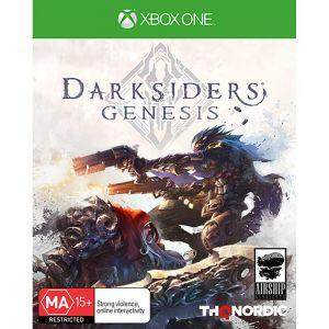 Darksiders Genesis Xbox game