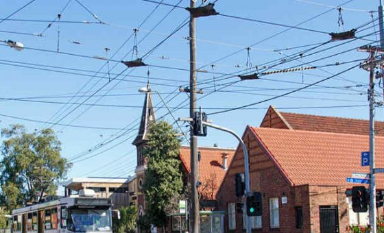melbourne power lines