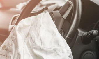 Airbag car