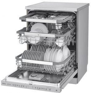 LG dishwasher cutlery tray