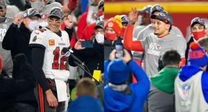 NFL AFC & NFC Champions