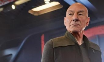 Jean-Luc Picard from Star Trek: Picard