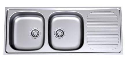 Stylus kitchen sink