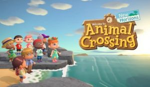 Animal Crossing Title