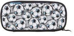 big w soccer ball pencil case