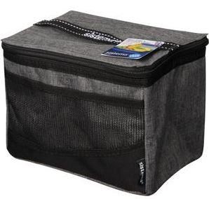 coles lunch box black