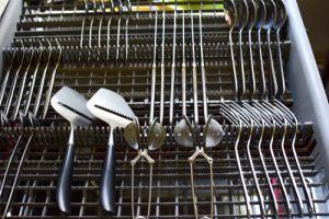 dishwasher cutlery tray rack