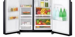 lg vegetable crisper