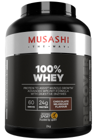 Musashi protein powder