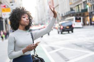 ridesharing fees
