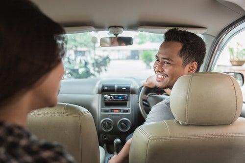 rideshare talking