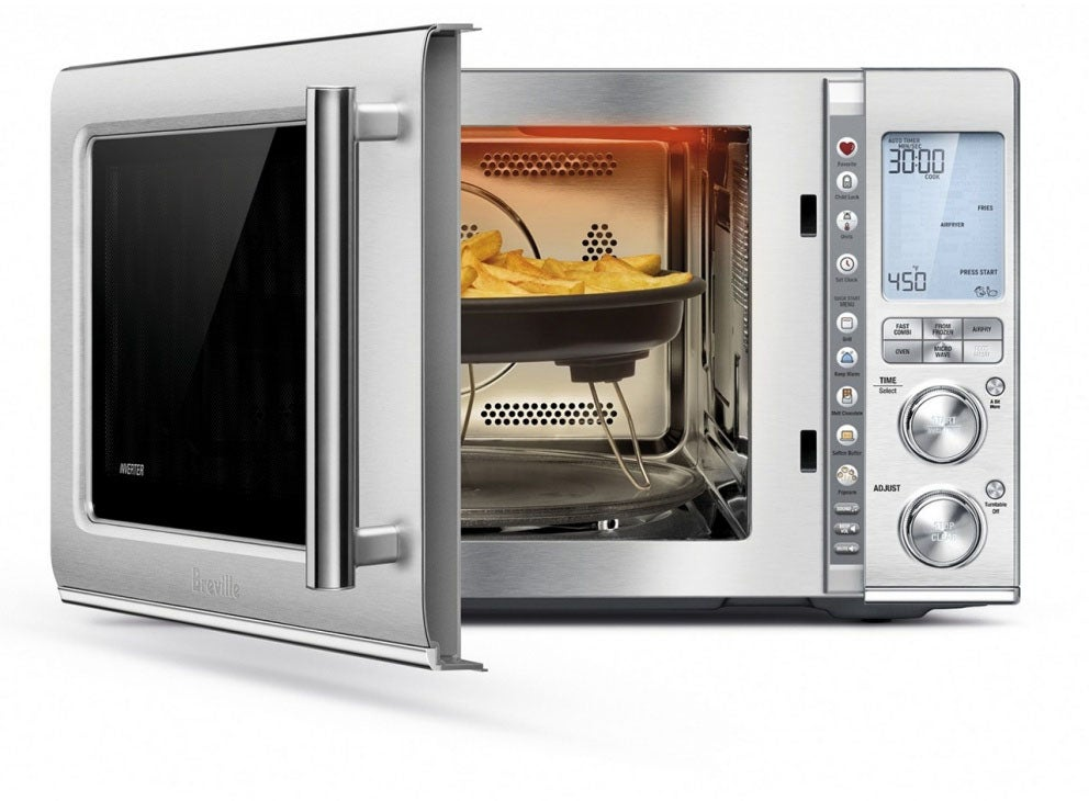 Breville microwave