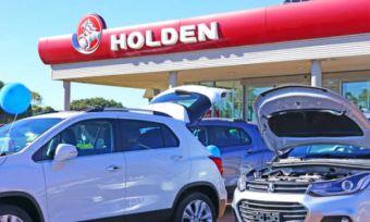 Holden Car Sales