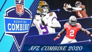 NFL 2020 Combine