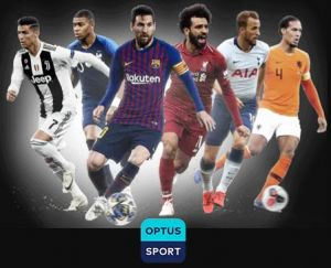 Optus Sports Football
