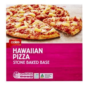 coles frozen pizza reviews compared