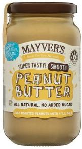 mayvers-peanut-butter
