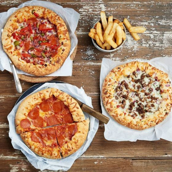 What is the best frozen pizza?