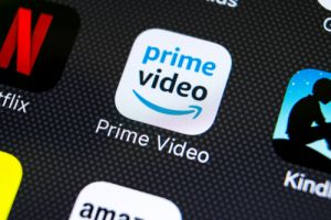 amazon prime video app phone