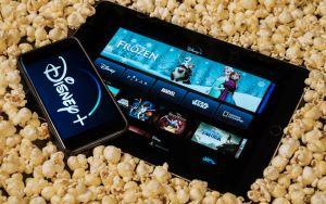 Disney+ on screens
