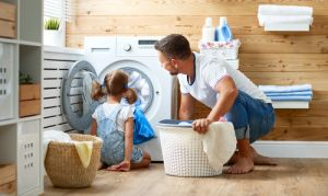 water efficient washing machine review prices