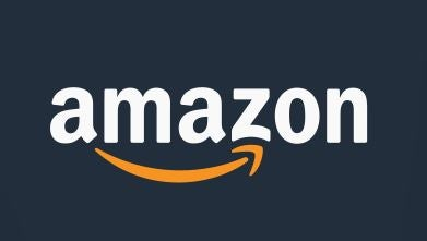 Amazon blue logo