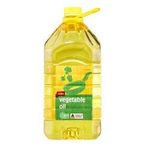 Coles best cooking oil vegetable oil canola oil review rating