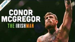 Conor McGregor The Irishman