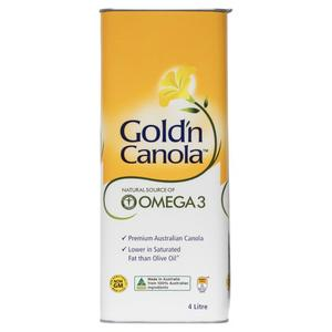 Gold'n Canola best cooking oil vegetable oil canola oil review rating